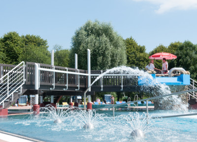 Freibad Isums