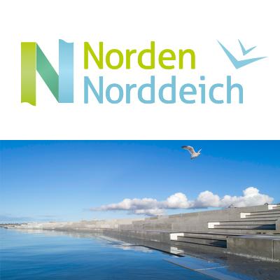 Partnerort Norden Norddeich